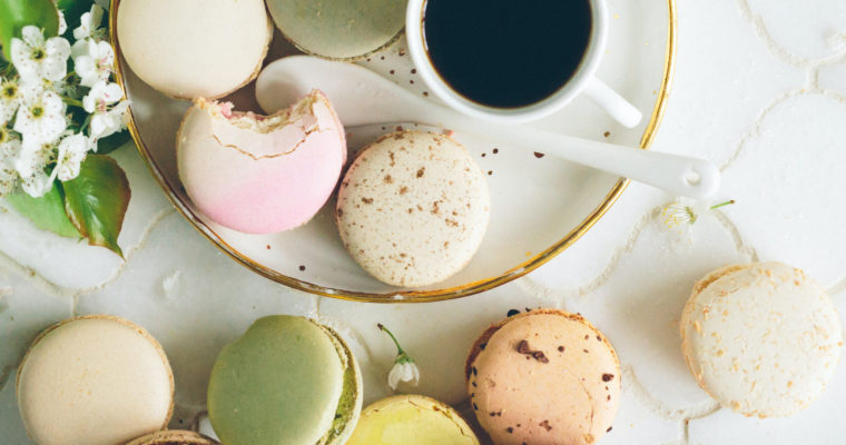 THIRTEEN TIPS HOW TO MAKE FRENCH MACARONS