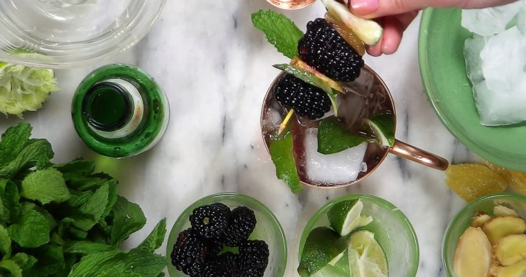 IMPROVE YOUR BARTENDING GAME: HOW TO PERFECT THE MOSCOW MULE