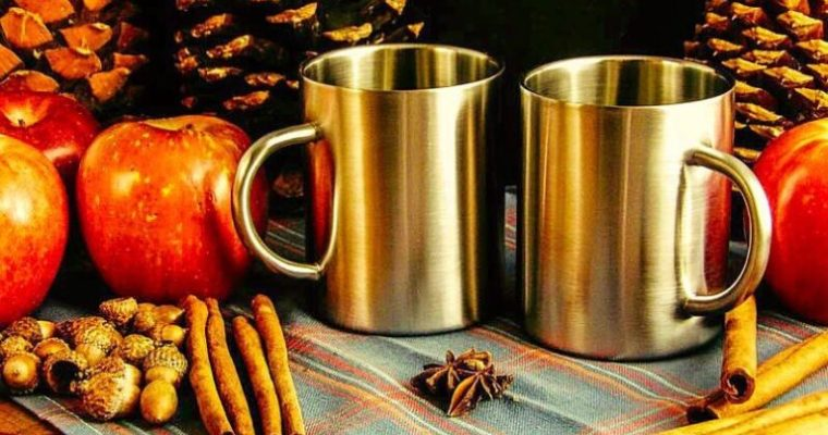 SPIKED MULLED APPLE CIDER RECIPE