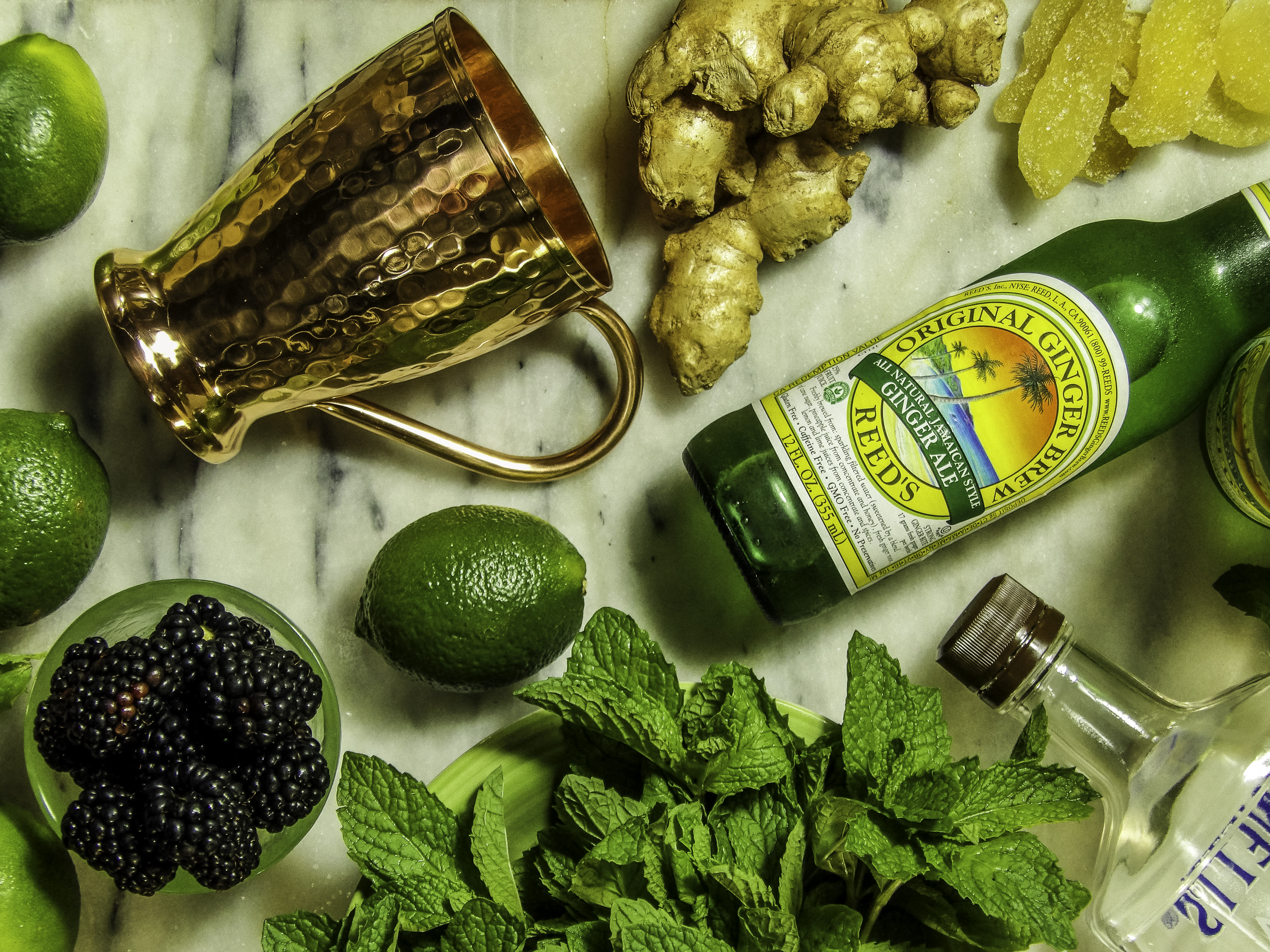 Step-By-Step How To Make a Moscow Mule Recipe