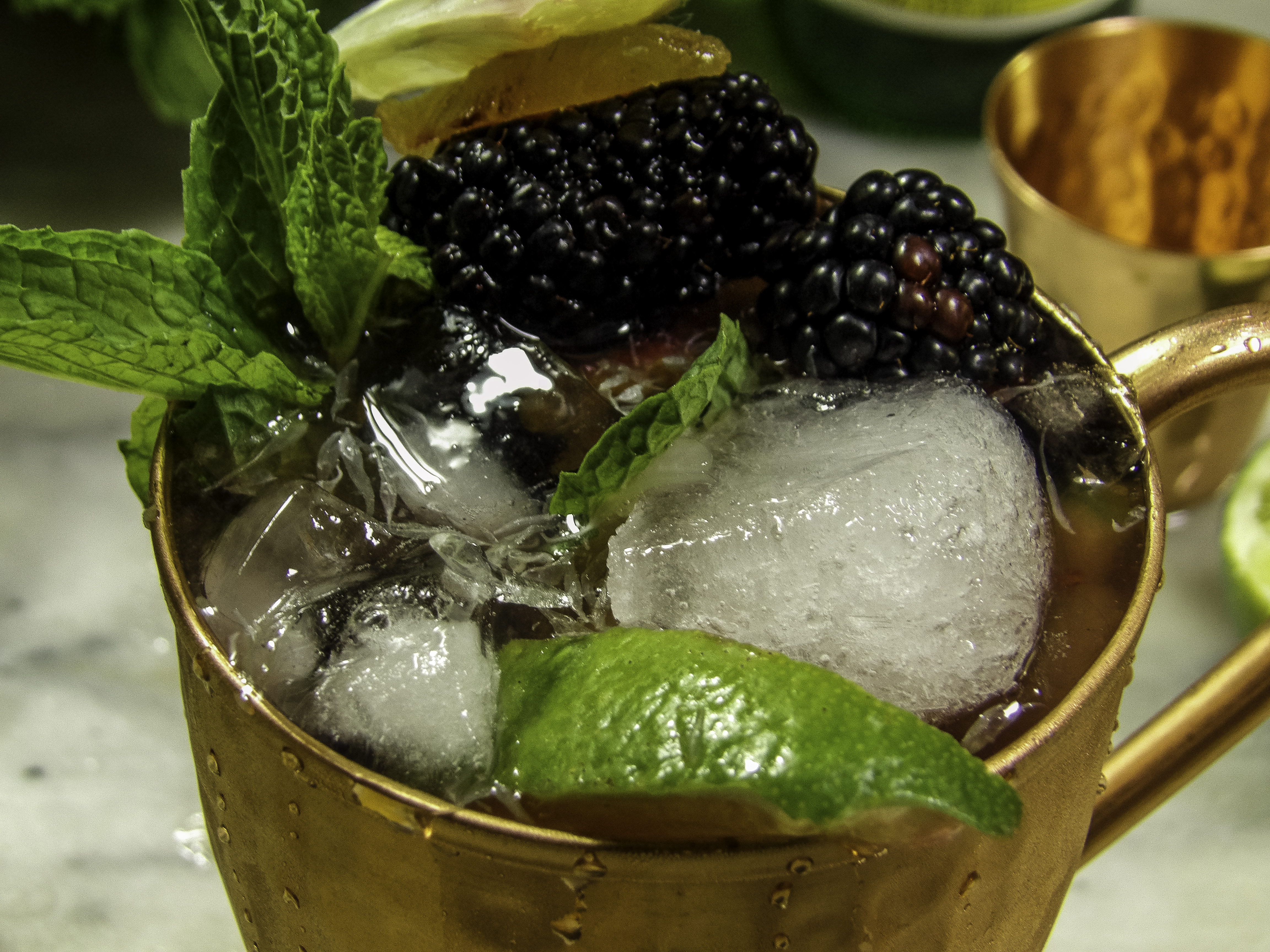 Moscow Mule Recipe Variations