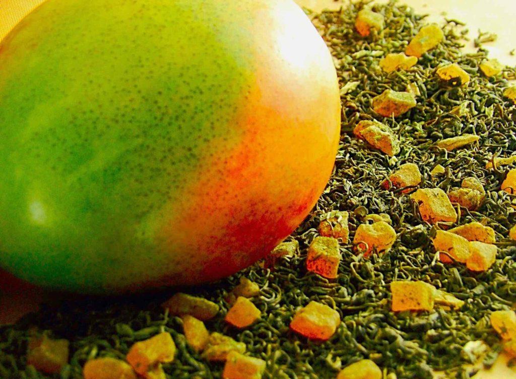 Dessert Tea: Fruity Yet Healthy Coastal Tea Company's Mango Green Tea