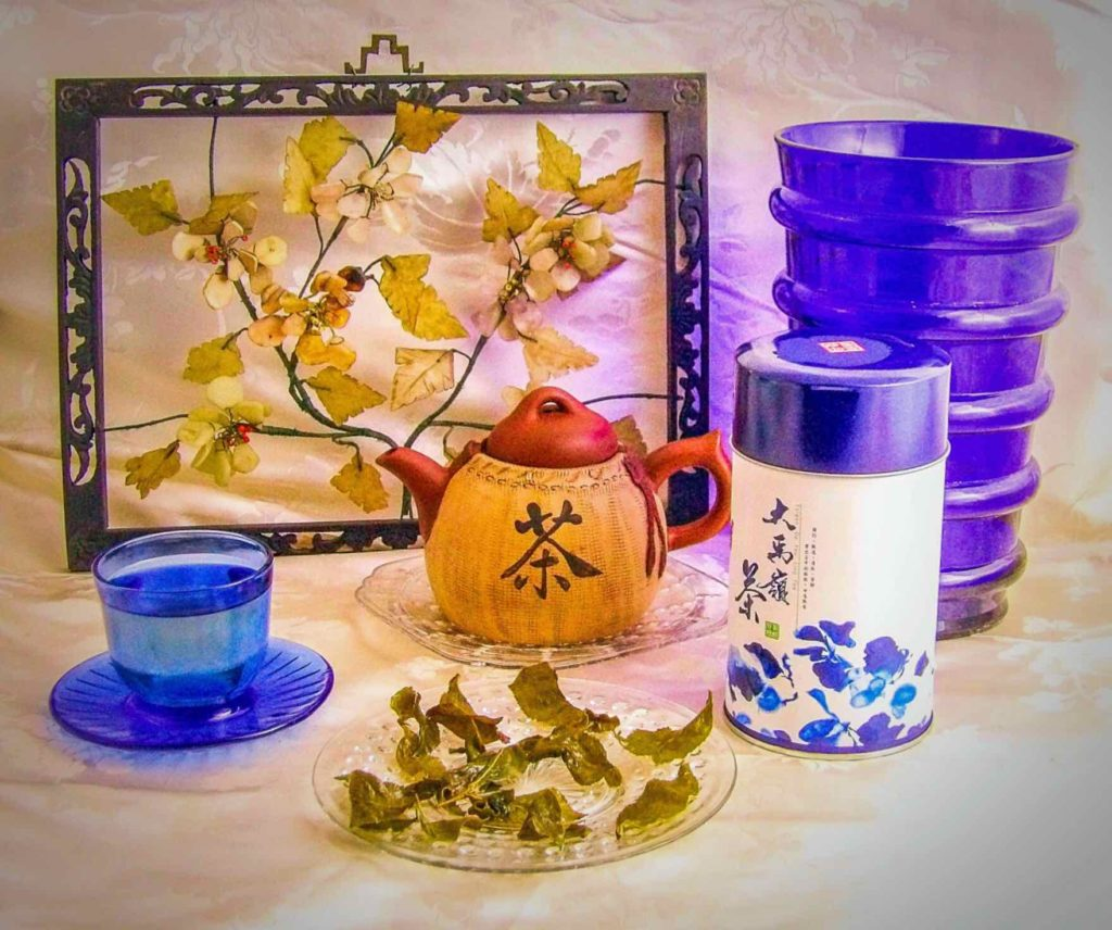 How to: Gong Fu or Kung Fu Brewing Tea to Optimize a Loose Leaf Oolong Tea Presentation