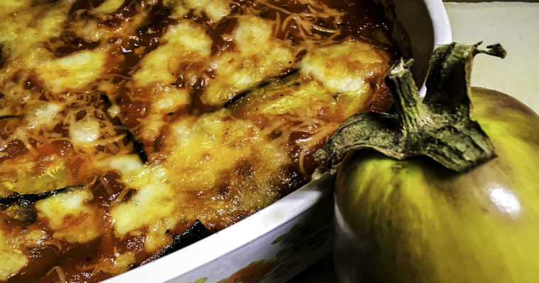 Vegetarian Friendly Comfort Food: Eggplant Parmesan Recipe