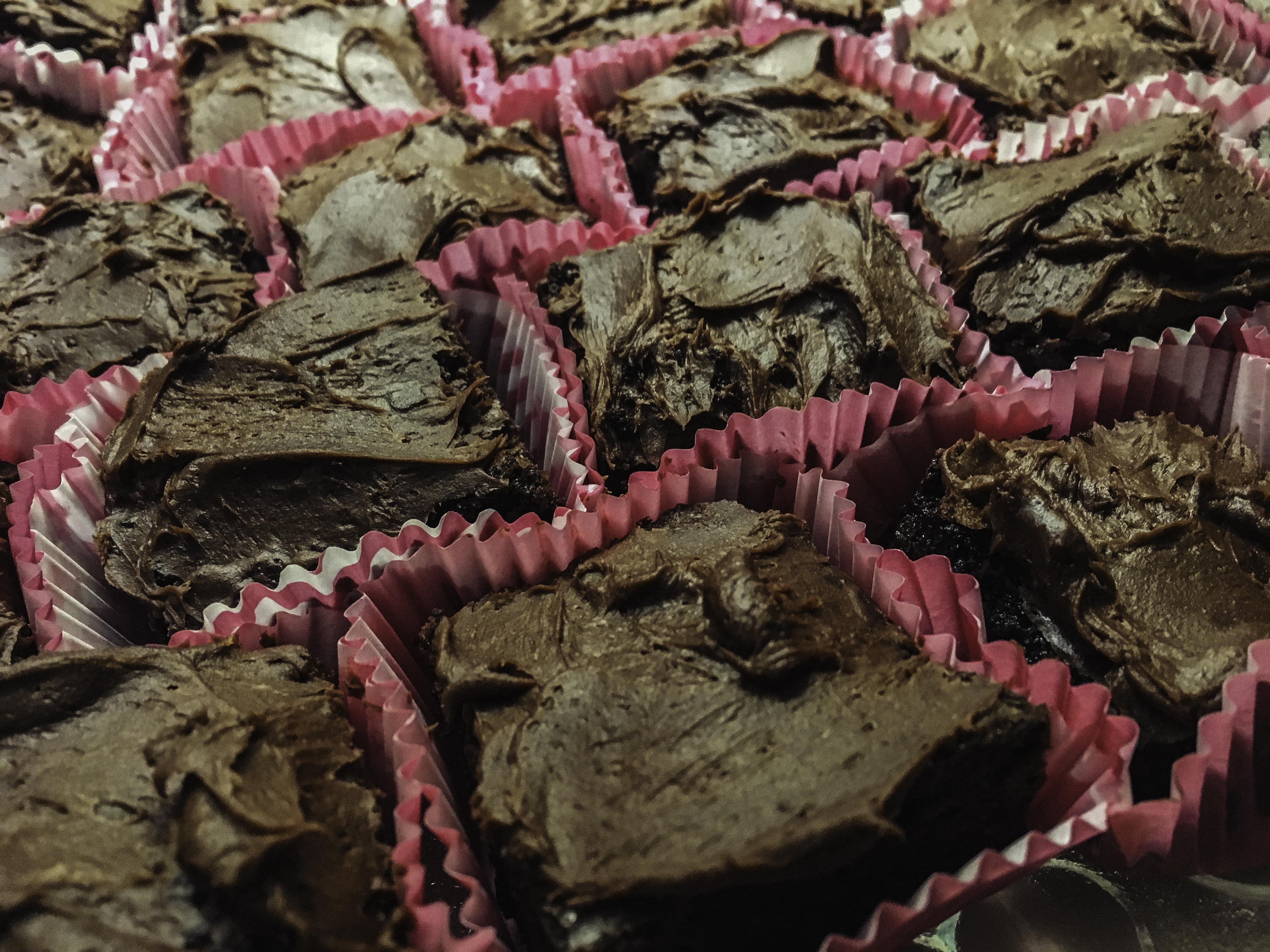 Hazelnut Espresso Brownies with Gianduja (Homemade Nutella) Recipe
